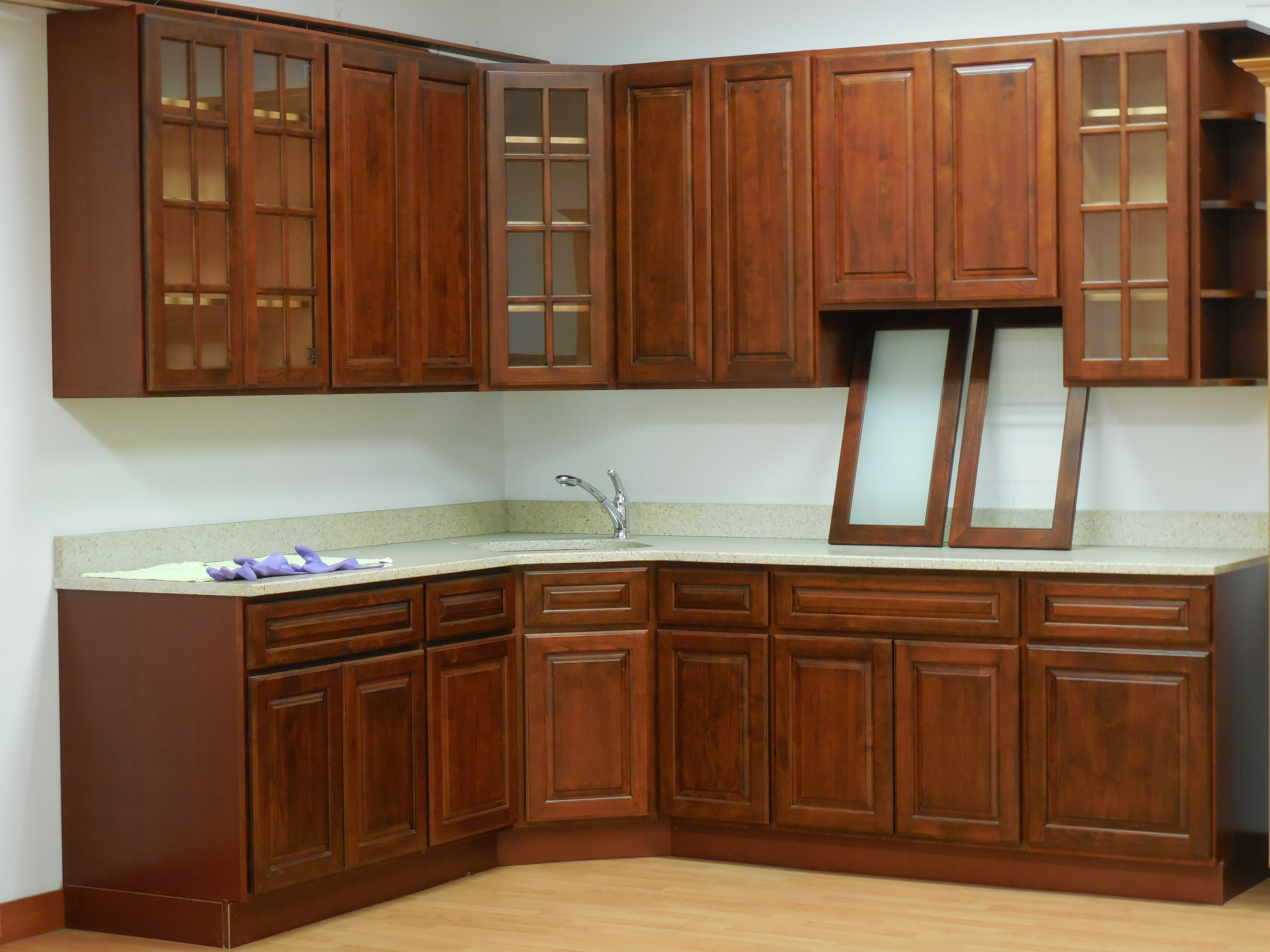 j&s distributors - major cabinets